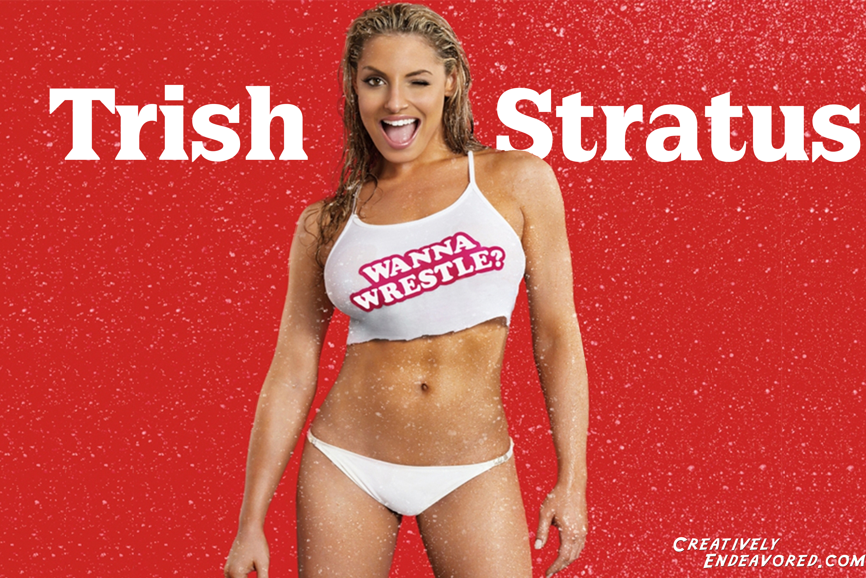 from Victor naked pictures of chris trish stratus