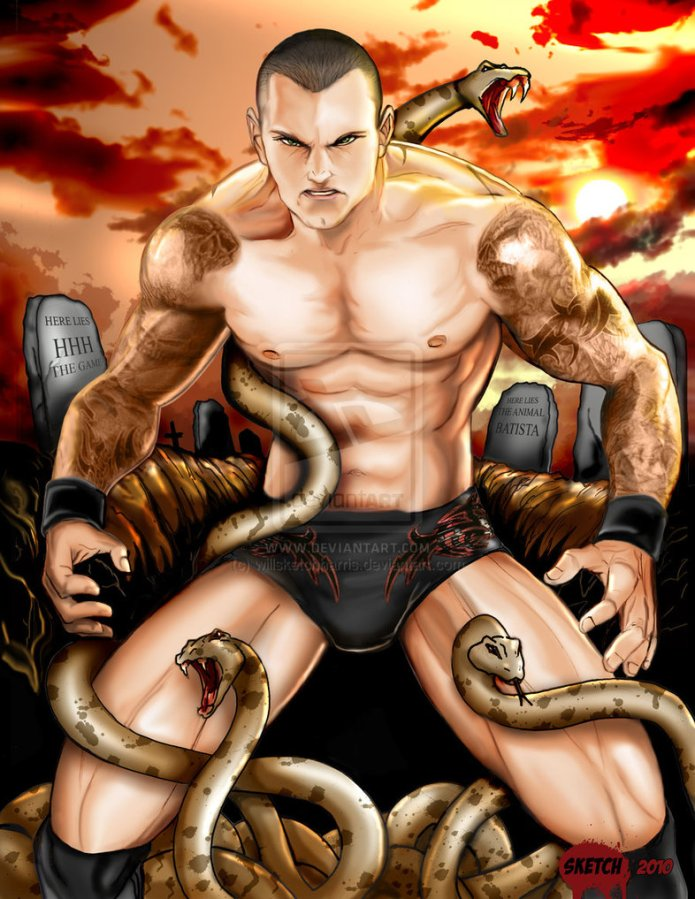 wwe__the_viper_by_willsketchharris-d350t3j