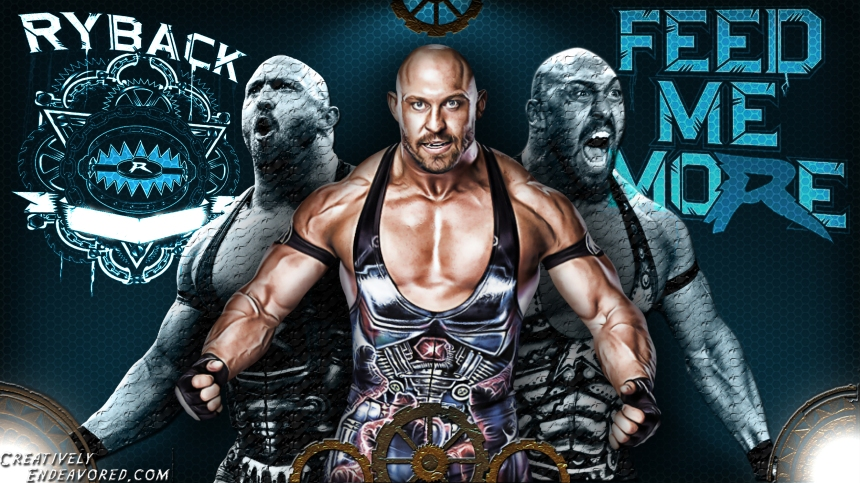 "Ryback ""More"" Wallpaper"