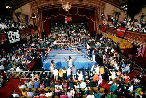 Manhattan Center Raw