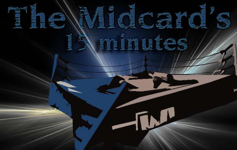 The Midcard 15 Minutes Logo