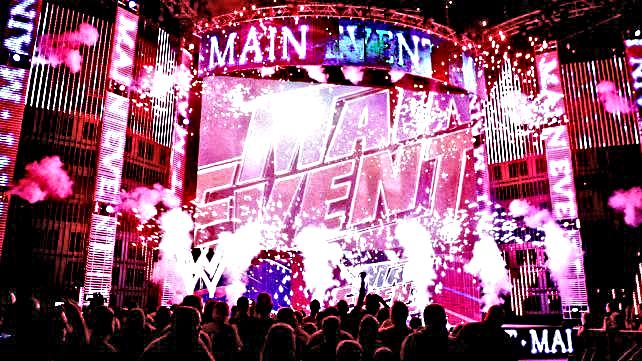 WWE Main Event Logo - 2013
