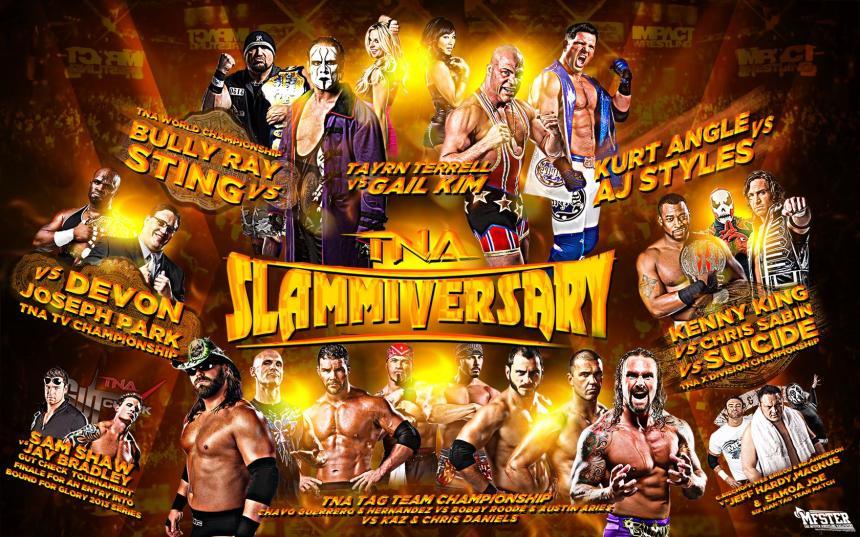 TNA Slammiversary XI 2013