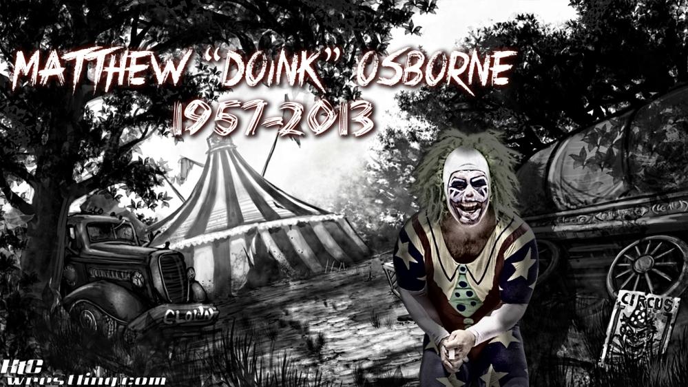 Matt Borne - RIP Doink Wallpaper