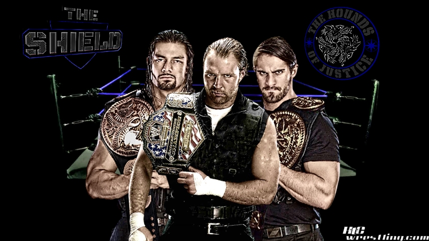 The Shield 2 (point) 0 Wallpaper