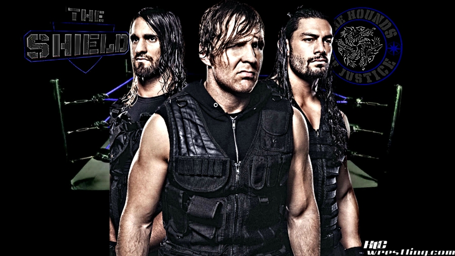 "The Shield - ""2.ZERO"" Wallpaper"