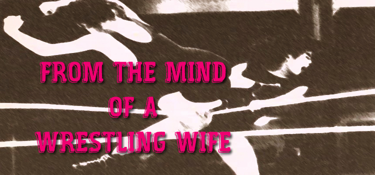 From The Mind Of A Wrestling Wife Logo