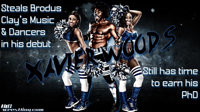 Xavier Woods Debut Wallpaper