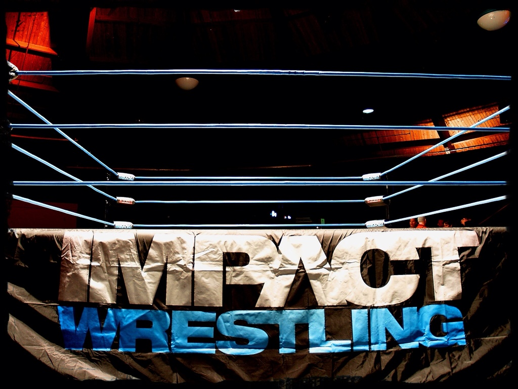 TNA Impact Wrestling Header 2014