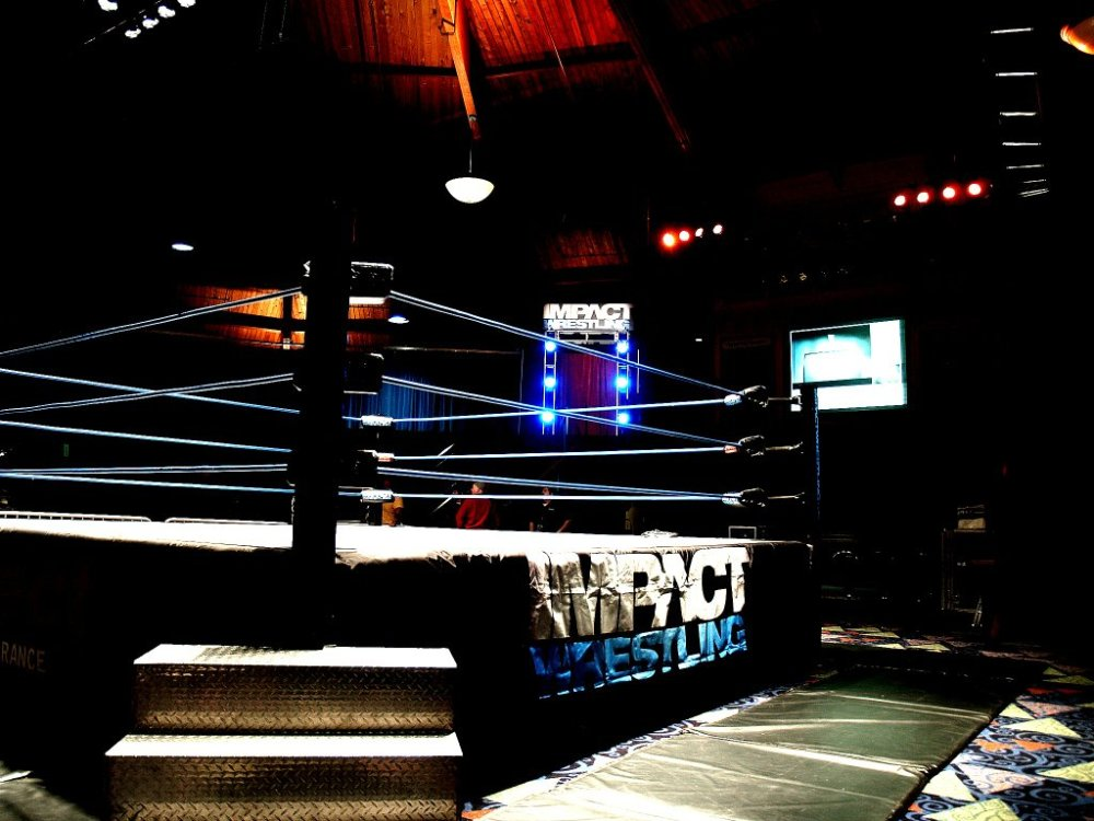 TNA Impact Header - 2014