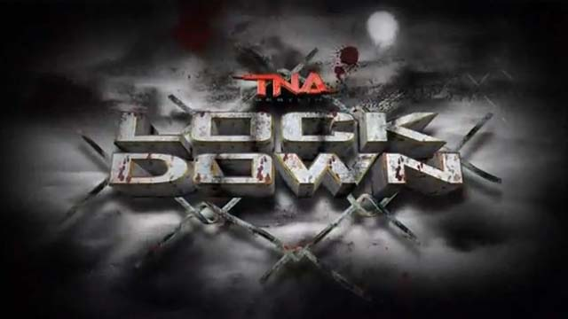 TNA Lockdown 2014