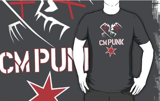 CM Punk - Classic Fists Shirt