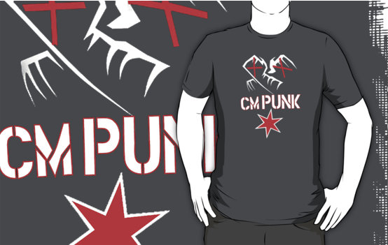CM Punk - Classic Fists Shirt