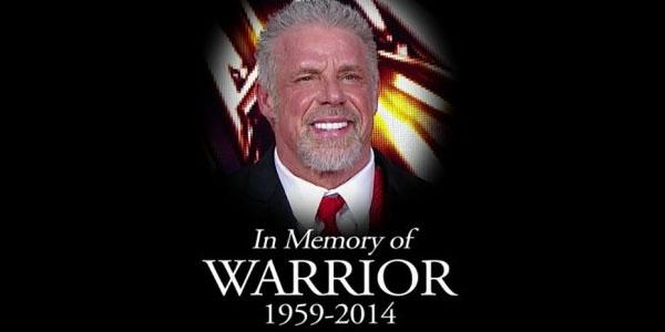 warrior rip