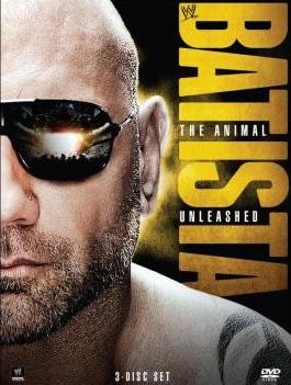 Batista 2014 DVD Cover