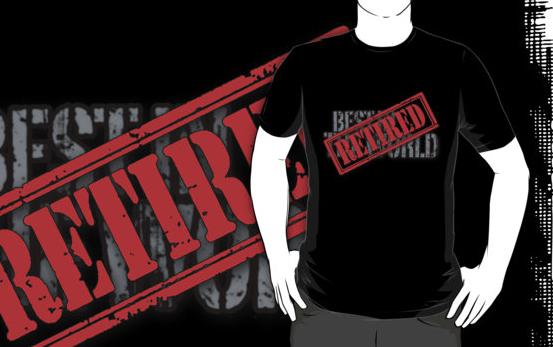 CM Punk - RETIRED T-Shirt