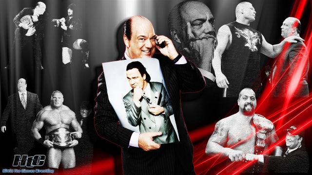 Paul Heyman Wallpaper
