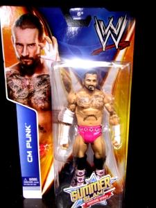 CM Punk - Package