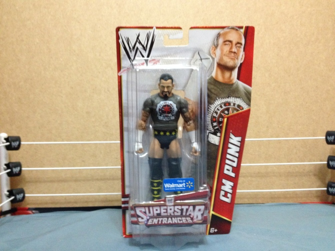 CM Punk - Walmart Exclusive
