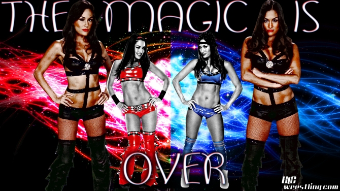 The Bellas - The Magic Is Over Wallpaper