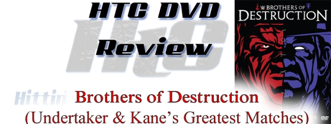 Brothers Of Destruction Review