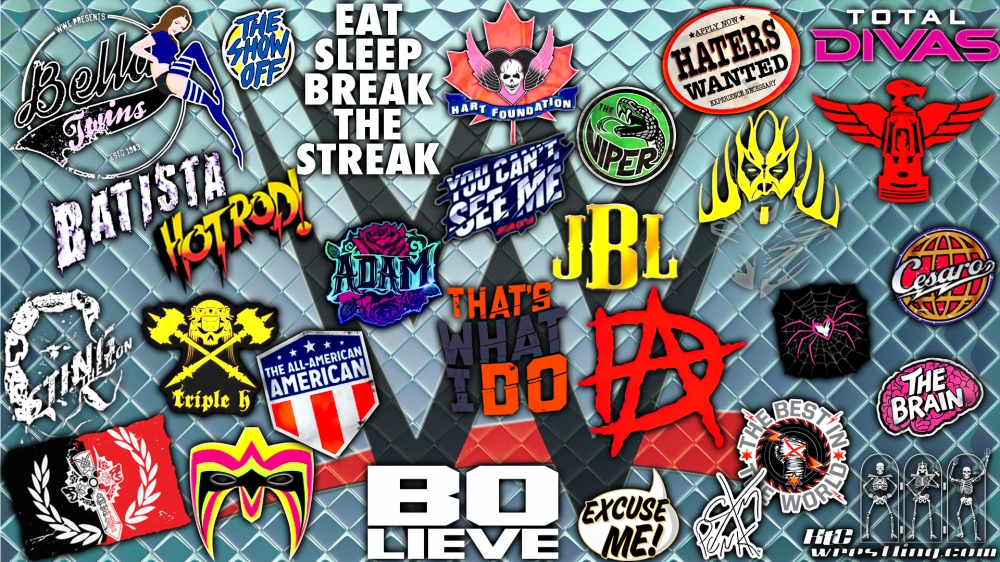 New Era WWE Logo Wallpaper