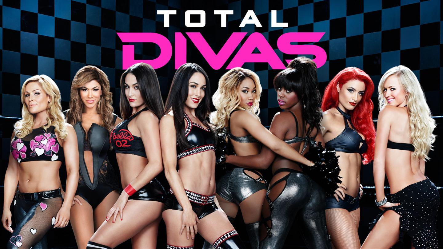 Total Divas Season 3 - Header