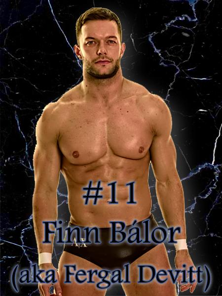 11 - Finn Balor
