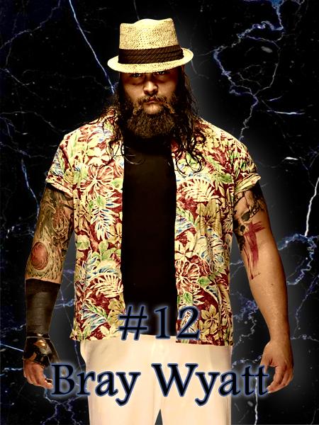 12 - Bray Wyatt