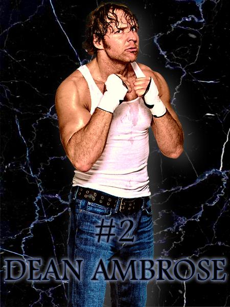 2 - Dean Ambrose