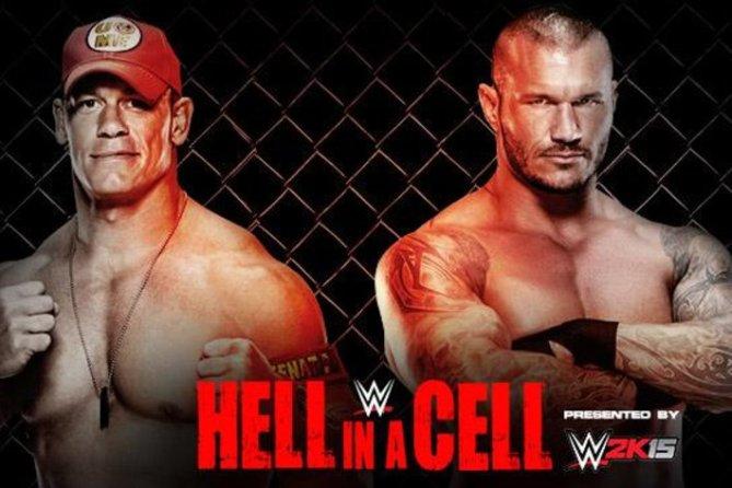 2014 Cena vs Orton