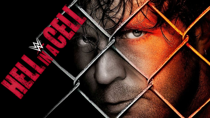 2014 Hell In A Cell Header