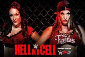 2014 Nikki vs Brie