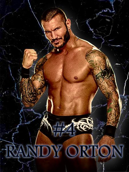 4 - Randy Orton