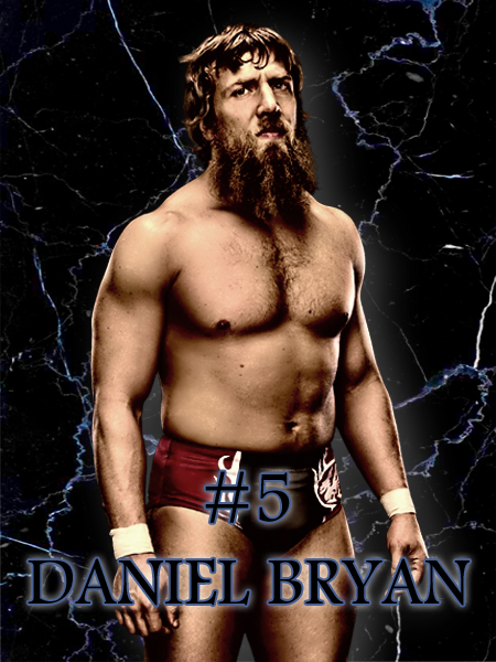 5 - Daniel Bryan