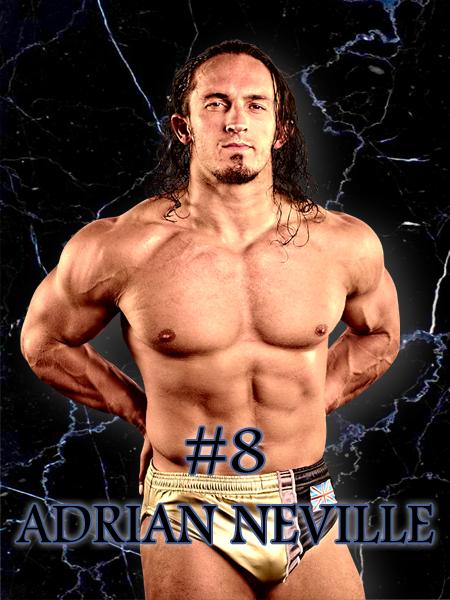 8 - Adrian Neville