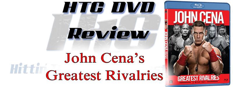 John Cena's Greatest Rivalries Review