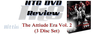 Attitude Era Vol 2 Review