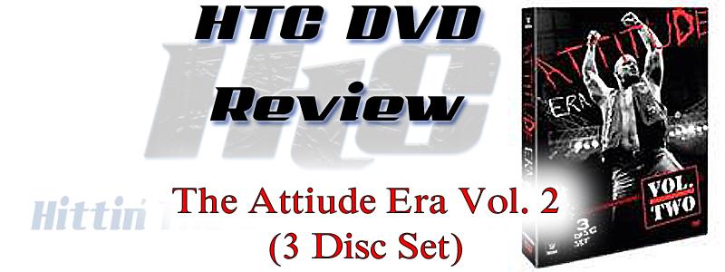 Attitude Era Vol 2 Review