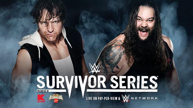 Dean Ambrose vs. Bray Wyatt