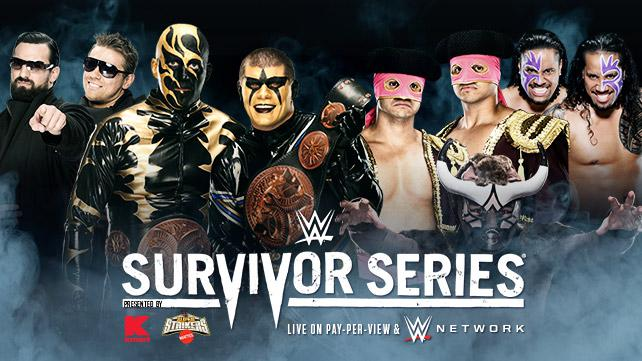 WWE Tag Team Champions Gold & Stardust vs. The Miz & Damien Mizdow vs. Los Matadores vs. The Usos (Fatal 4-Way Match)