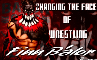 Finn Balor - Changing The Face Wallpaper