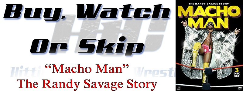Macho Man Randy Savage Review