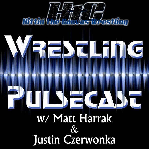 Wrestling Pulsecast Album Artwork 2015