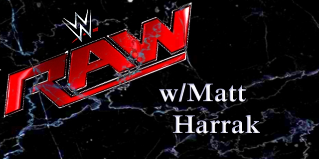 Harrak WWE RAW 2015 Header