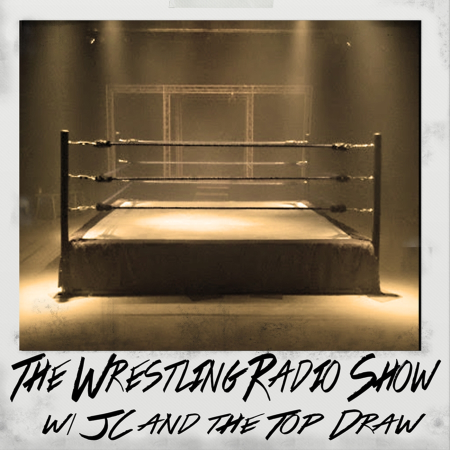 The Wrestling Radio Show Logo