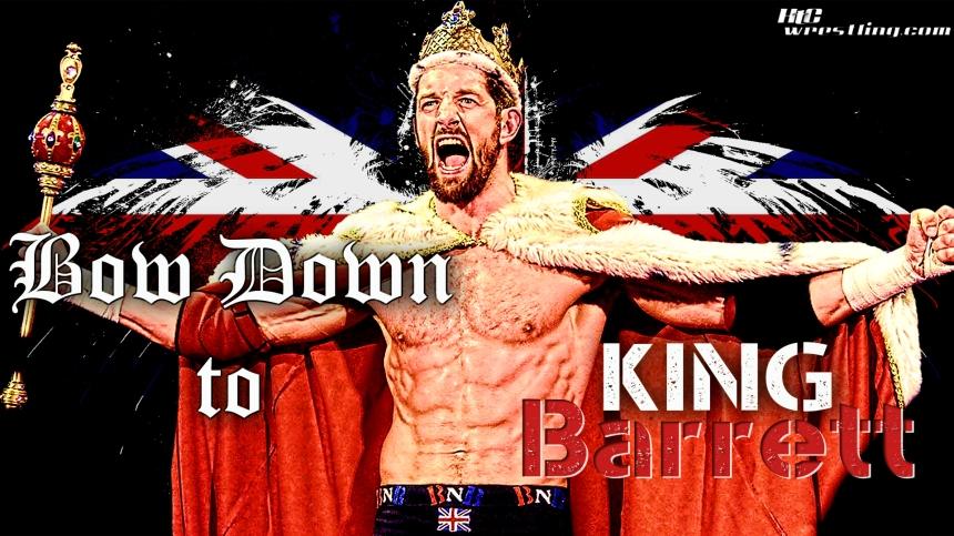 Bow Down to Barrett Wallpaper