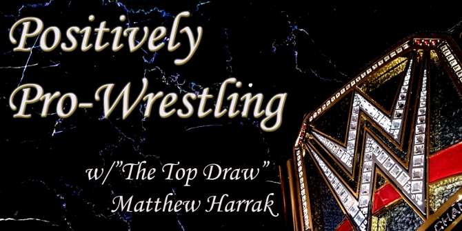Positively Pro-Wrestling Logo