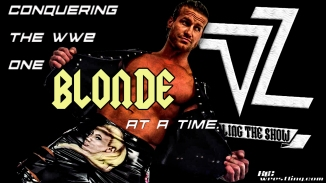 Dolph Ziggler - Blonde Wallpaper