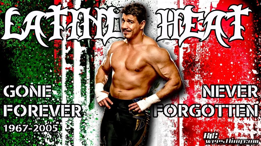 Eddie Guerrero - 10 Year Anniversary Wallpaper